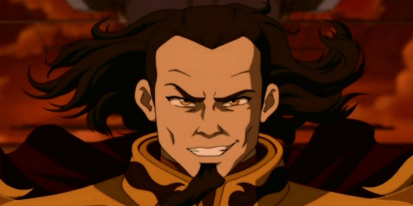 The 'resplendent' Fire Lord Ozai in 'The Last Airbender' - One of the greatest animated shows ever made